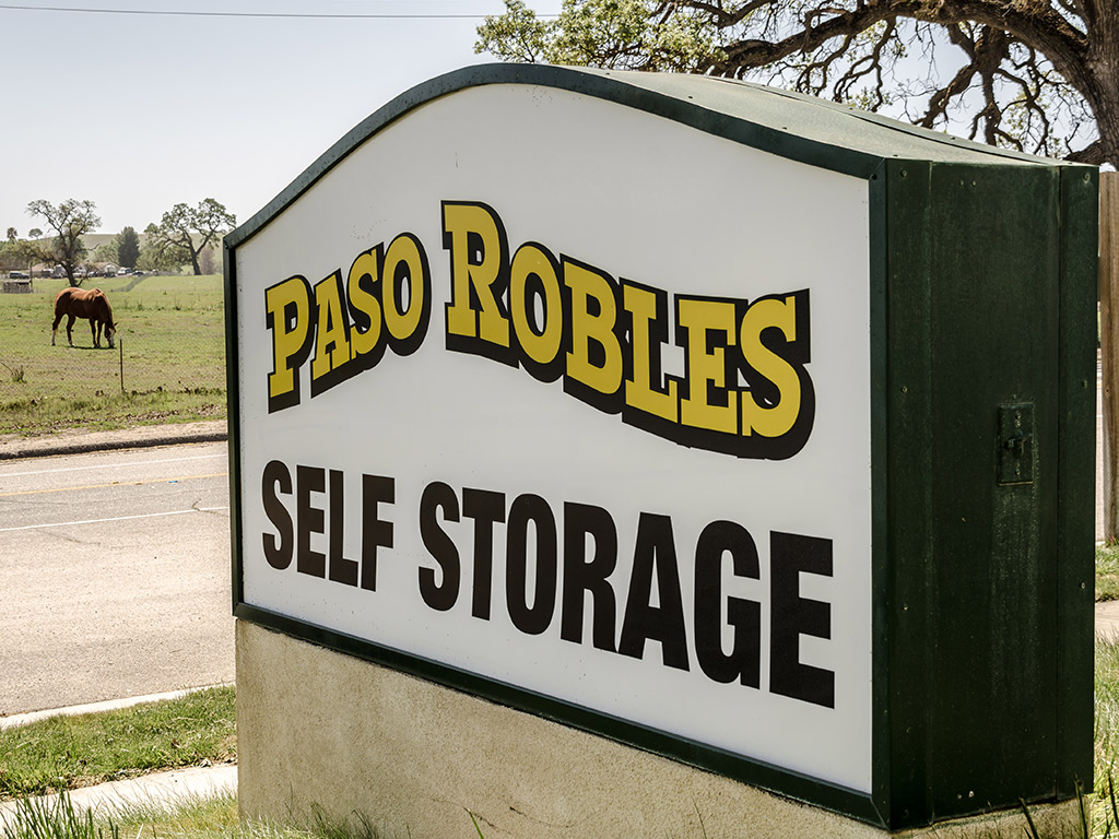 Paso Robles Storage Self And Boat Storage For Paso